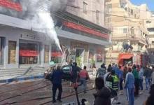 "Photo of السيطرة على حريق بـ""كسارة البلاستيك"" في شبرا الخيمة"