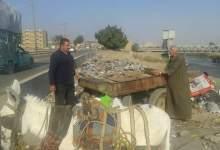 Photo of ضبط سيارة تضع المخلفات بالطريق العام الإسماعيليه أبو زعبل