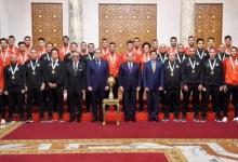 Photo of السيسي يوجه بدعم أبطال مصر الرياضيين: قدوة للشباب في التفوق