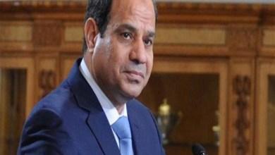 Photo of الرئيس السيسي يهنىء أقباط مصر بالخارج بمناسبة عيد الميلاد المجيد
