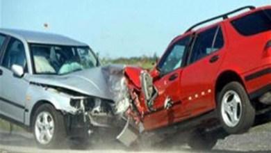 Photo of مصرع 7 وإصابة 3 مواطنين في حادث تصادم سيارتين بجنوب سيناء
