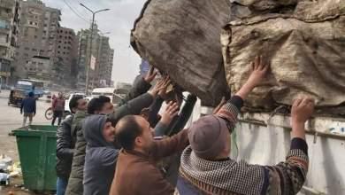 Photo of حملة مكبرة لمصادرة عربات الكارو بشرق شبرا الخيمة .