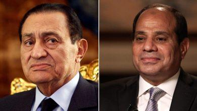 Photo of رئاسة الجمهورية تنعي الرئيس الأسبق محمد حسني مبارك