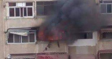 Photo of إصابة 5 أشخاص من أسرة واحدة في حريق بالمنصورة