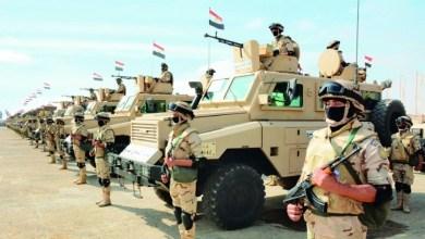 """Photo of """"الجيش المصري"""" يحتل المركز التاسع من ضمن اقوي جيوش العالم 2020"""