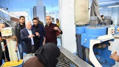Photo of محافظ بورسعيد : طفرة صناعية واقتصادية تشهدها ارض بورسعيد