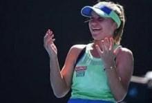 Photo of بطلة أستراليا المفتوحة تدخل قائمة الـ10 الأوائل في التصنيف