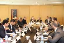 Photo of الهجان يشارك فى اجتماع موسع مع بعثة البنك الدولي