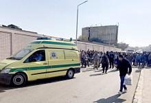 Photo of إصابة أمين شرطة ومجندين في انقلاب سيارة بالقليوبية