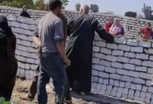 Photo of حملة لإزالة التعديات علي الأراضي الزراعية بكفر الجزار