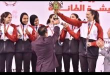 Photo of مصر تحصد 8 ميداليات ببطولة إفريقيا للريشة الطائرة