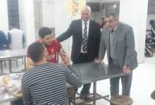 "Photo of ""المغربى"" يتفقد المدينة الجامعية ببنها"