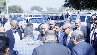 Photo of وزير الري يفتتح معرض الزهور بالقناطر الخيرية