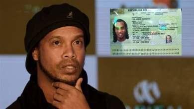 Photo of القبض على رونالدينيو وشقيقه في باراجواي..بحوزتة جواز سفر مزيف