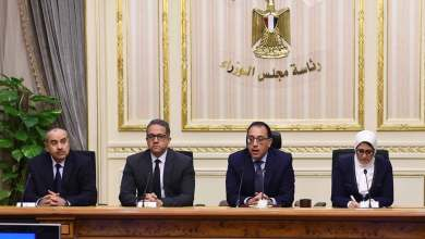 Photo of رئيس الوزراء:مصر تعد أولى الدول على مستوى العالم باتخاذ كافة اﻻجراءات اﻻحترازية والوقائية ضد الفيروس