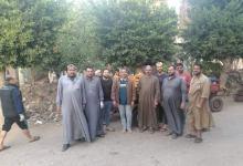 Photo of مبادرة شباب كفر منصور لتطهير القرية..صور