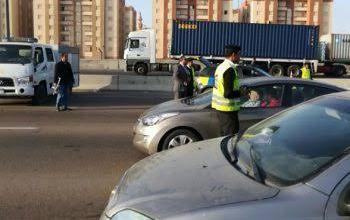 Photo of ضبط 7199 مخالفة مرورية متنوعة خلال 24 ساعة