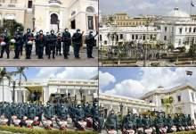 "Photo of القوات المسلحة تواصل خطتها لتنفيذ كافة الإجراءات الإحترازية لمجابهة ""كورونا"""