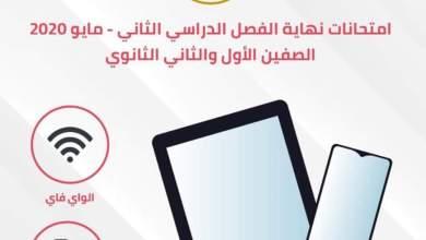 Photo of التعليم: 99 % من طلاب الصف الأول الثانوي يؤدون اختبار اللغة العربية إلكترونية
