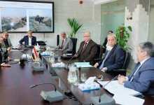Photo of محافظ القليوبية يشارك فى اجتماع مع وزيرة البيئة و محافظ القاهرة