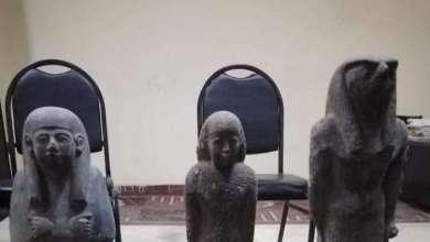 Photo of ضبط شخصين بالفيوم وبحوزتهما بعض القطع يشتبه فى أثريتها بقصد الإتجار