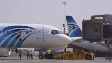 Photo of مصر للطيران تنشر فيديو يكشف عن إجراءات تعقيم الطائرات..فيديو