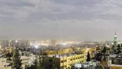 Photo of انفجارات بمستودع ذخيرة فى سوريا بعد ساعات من غارات إسرائيلية