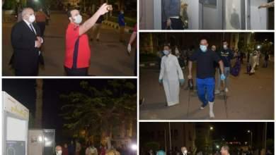 Photo of بالصور..العائدون من الكويت يوجهون رسالة شكر للرئيس عبد الفتاح السيسي