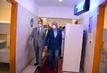 Photo of الهجان والسعيد يتفقدان المدن الجامعية استعدادا لاستقبال المصريين العائدين من الخارج