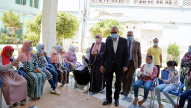 Photo of بالصور.. محافظ القليوبية يهنيء الأطفال الأيتام بعيد الفطر المبارك