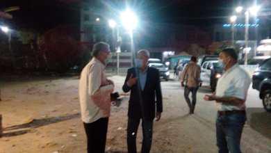 Photo of محافظ القليوبيه يقوم بجولة مسائية مفاجئة بمدينة الخانكة لمتابعة الالتزام بحظر التجوال