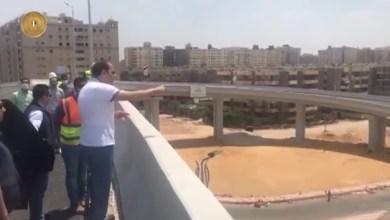 "Photo of ""السيسي"" يقوم بجولة تفقدية لبعض المشروعات القومية بالقاهرة ويلتقي بالمواطنين"