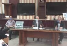 Photo of وكيل تعليم القليوبية يعقد اجتماعا لعرض آليات تسليم المشروعات البحثية