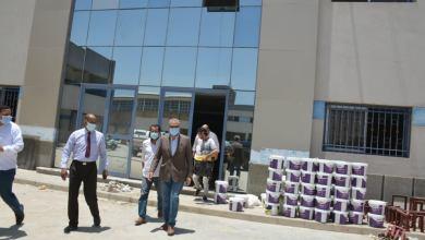 Photo of محافظ القليوبية يتابع الاستعدادات النهائية تمهيدا للتشغيل التجريبي لمستشفى كفر شكر المركزي