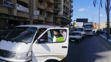 Photo of الداخلية: تتخذ إجراءات قانونية ضد 4386 سائقا لعدم التزامهم بالكمامة