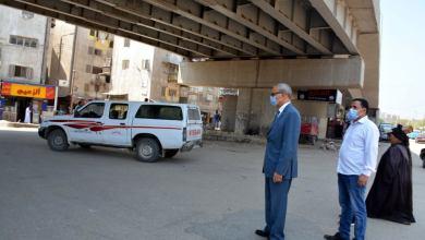 Photo of محافظ القليوبية يقوم بجوله مفاجئة لمدينة بنها للمرور علي قطاعات النظافة والإشغالات