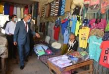 Photo of استجابة لشكوي مواطني مدينة بنها… محافظ القليوبية يتفقد سوق الخضار والفاكهة بوسط البلد