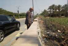 Photo of محافظ القليوبية يتفقد مداخل بنها ووسط المدينة للاطمئنان علي النظافة والاشغالات