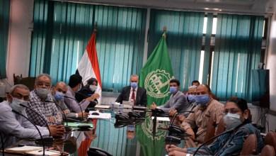 Photo of محافظ القليوبية يعقد اجتماعا بشأن توسعة وتطوير شارع فريد ندا ببنها