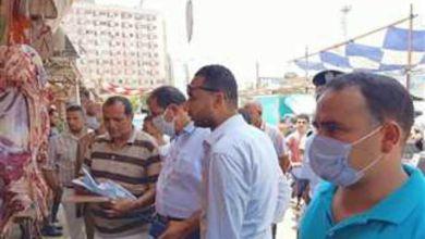 Photo of رئيس مدينة طوخ :إغلاق مطعم يقدم لحوم فاسدة