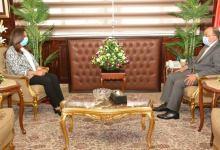 Photo of وزير التنمية المحلية يبحث مع محافظ دمياط المشروعات الجارية على أرض المحافظة