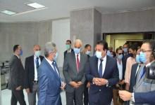 Photo of افتتاح أعمال التطوير بطب الإسكندرية بقيمة 65 مليون جنيه