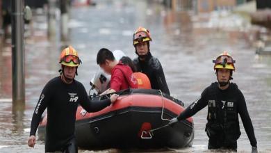 Photo of مصرع 30 شخصا ونزوح 6 آلاف بسبب الأمطار الغزيرة في كوريا الجنوبية