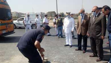 Photo of محافظ القليوبية ومدير الأمن يتفقدان حادث مروري مروع أسفر عن وفاة 9 وإصابة 6 أشخاص