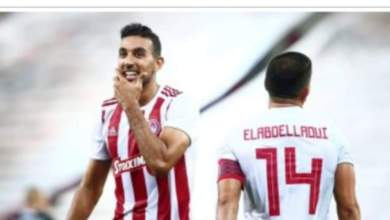 Photo of احمد حسن كوكا افضل لاعب في الدوري اليوناني