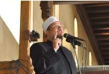Photo of وزير الاوقاف : الالتزام بخطبة الجمعة و يؤكد مدتها 10 دقائق