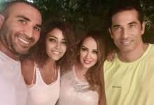 Photo of زوجة عمرو سعد ترد على إهانة متابعيه