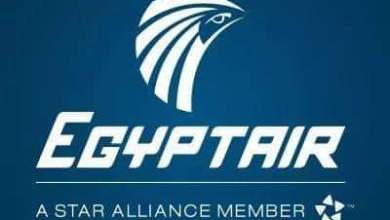 "Photo of ""مصر للطيران"" تعلن إلغاء جميع رحلاتها المجدولة المتجهة الي الكويت"