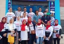 Photo of ختام الفعاليات الميدانية لحملة شارك الشبابية بشوارع القليوبية