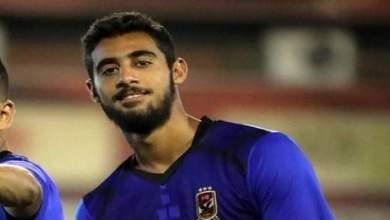 Photo of احمد ياسر ريان خارج القلعه الحمراء